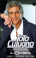 Affiche Toto cutugno