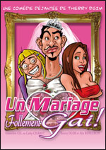 Affiche Un mariage follement gai