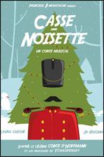 Affiche Casse-noisette, un conte musical