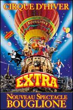 Affiche Cirque d'hiver bouglione