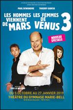 Affiche Mars et venus 3
