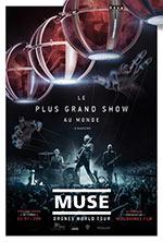 Affiche Muse:drones world tour