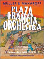Affiche Plaza francia orchestra