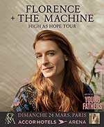 Affiche Florence + the machine