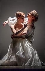 Affiche Le ballet de poche