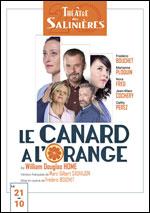 Affiche Le canard a l'orange