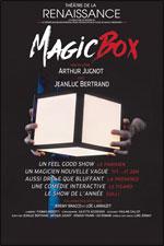 Affiche Magic box