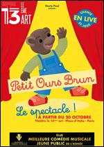 Affiche Petit ours brun