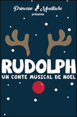 Affiche Rudolph, un conte musical de noel