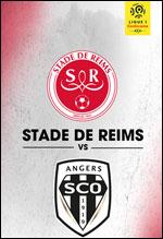 Affiche Stade de reims / angers sco