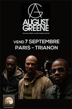 Affiche August greene