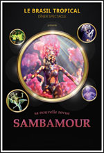 Affiche Revue sambamour