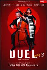 Affiche Duel opus 3