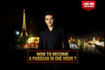 Affiche How to become a parisian