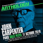 Affiche John carpenter