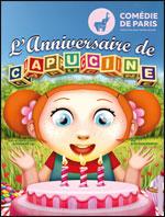 Affiche L'anniversaire de capucine