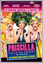 Affiche Priscilla folle du desert