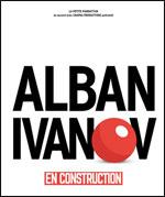 Affiche Alban ivanov