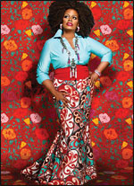 Affiche Dianne reeves