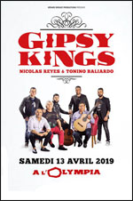 Affiche Gipsy kings