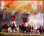 Affiche La bataille de castillon