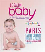 Affiche Salon baby paris