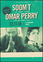Affiche Soom t + omar perry