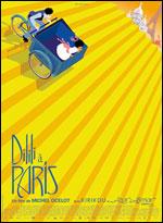 Affiche Dilili 〠paris - avp officielle