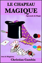 Affiche Le chapeau magique