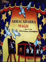 Affiche Abracadabra magie