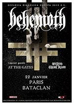 Affiche Behemoth