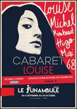 Affiche Cabaret louise