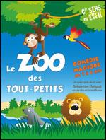 Affiche Le zoo des tout-petits