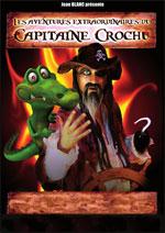 Affiche Capitaine crochu
