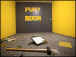 Affiche Fury room