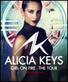 R�servation ALICIA KEYS