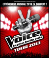 R�servation THE VOICE TOUR 2013