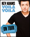 ticket theatre humour KEV ADAMS
