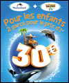 R�servation MARINELAND+KID'S ISLAND -PROMOTION