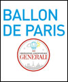 R�servation LE BALLON DE PARIS