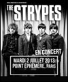 R�servation THE STRYPES