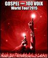 ticket place de concert GOSPEL POUR 100 VOIX