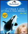 ticket evenement sportif MARINELAND