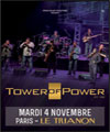 R�servation TOWER OF POWER