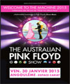 R�servation THE AUSTRALIAN PINK FLOYD SHOW