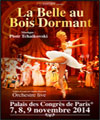 R�servation LA BELLE AU BOIS DORMANT