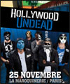 R�servation HOLLYWOOD UNDEAD