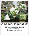R�servation CLEAN BANDIT