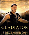 R�servation GLADIATOR - IN CONCERT