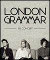 R�servation LONDON GRAMMAR